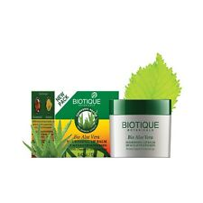 Biotique Aloe Vera Nourishing Lip Balm Spf 30 Uva/Uvb Sunscreen 12 Gram