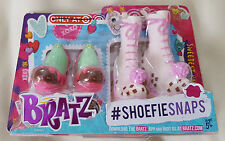 New BRATZ #SHOEFIESNAPS SWEETEST PAIR 2 Pack Shoes Target Exclusive SHIPS FREE