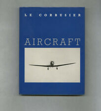 1988 Le Corbusier AIRCRAFT nice reprint of 1935 New Vision Artists' Photo Book