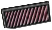 33-3007 K&N KN Air Filter fits Renault Clio Captur 0.9/1.2/1.5 2013- & Dacia