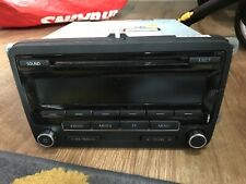 VW Polo Up 2014 Radio CD Player vw5m0035186j No Code