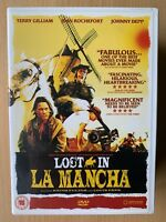 Lost in La Mancha DVD Terry Gilliam Don Quixote Film Movie Documentary
