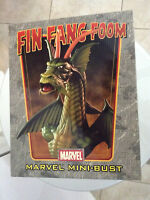 MARVEL BOWEN FIN FANG FOOM (IRON MAN VILLAIN) BUST #1129/2000 HUGE MIB(AVENGERS
