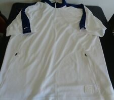 Lebron James Warm Up Nike Basketball Xxl Shooting Shirt 1/4 Zip Free Shipping