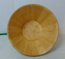 Well Equipped Kitchen- Acacia Wood Bowl