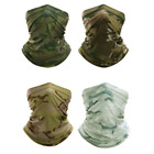 Multi-Use Face Mask Elastic Bandana Fashion Cover Camo Scarf Neck Gaiter Unisex
