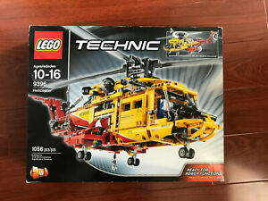 LEGO Technic Helicopter (9396)Factory Sealed