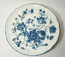Nikko French Country Collection Antoinette Blue Salad Plate - New