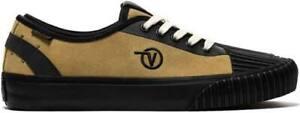 Taka Hayashi X Vans Vault Authentic One Piece LX Shoe 10.5 Antique Gold/Black