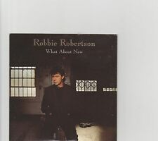 Robbie Robertson- What About Now Uk cd single