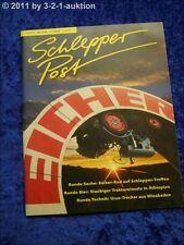 Schlepper Post 1/03 MAN 4L1 Eicher ED 16 Ursus Story