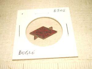 BUGLE - B805 - Plug Chewing Tobacco Tin Tag