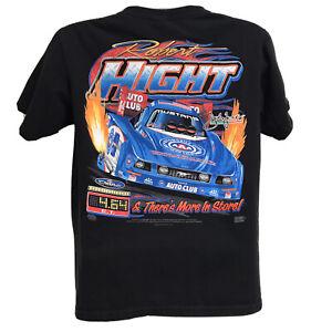 2007 Robert Hight NHRA John Force Tshirt Small/Medium