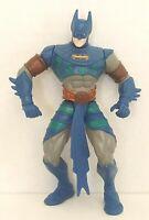 "DC Comics Legends of Batman Egyptian Batman 5"" Action Figure 1996 Kenner Used"