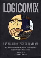 Logicomix.Biografía de Bertrand Russell en comic.Una búsqueda épica de la verdad