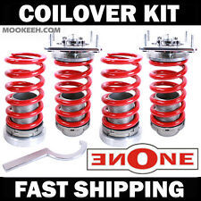 Mookeeh MK1 Coilover Kit + Front Camber Plates 05-10 Mustang V6 GT Coilovers