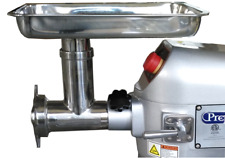 New Meat Grinder Attachment Atosa Ppm-20 / Ppm-30 Stainless #9804 12 Hub Nsf