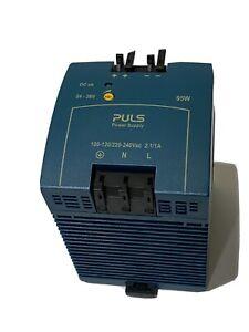 Puls ML95.100 Industrial Grade Power Supply. 24-28V 95W.
