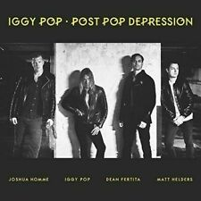 Iggy Pop - Post Pop Depression VINYL LP
