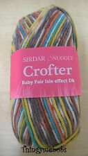 Sirdar Snuggly Baby Crofter DK 50g - DISCOUNTED Clearance Offers 143 Kiki