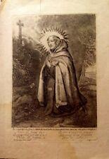 SAN JUAN DE LA CRUZ,  Martinus vander Enden,  Vorsterman, s.XVIII