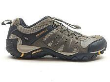 Merrell Men's Boulder Old Gold Gray Comfort Hiking Shoes Size Size 13