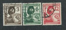 GERMANY Sc# 481-3  AIR PROTECTION LEAGUE USED