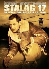 Stalag 17 New Sealed Dvd Special Collector's Edition William Holden Billy Wilder