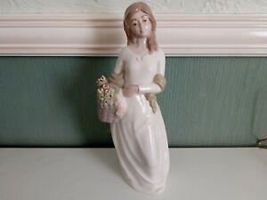 Diana Handmade in Spain Porcelain Figure