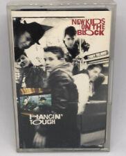 New Kids on the Block K7 Audio Tape Cassette. Hangin' Tough 4608744 Pd