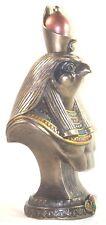 Statuette Buste Dieu Horus  - Décoration Egypte antique