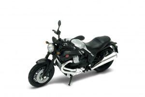 Welly 1:18 MOTO GUZZI Griso 1200 8V SE Motorcycle Bike Model Toy New In Box