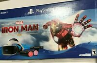 Playstation VR Marvel's Iron Man VR Bundle - PS4 Playstation 4