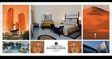 TRIPOLI (LIBYE) CORINTHIA BAB AFRICA HOTEL / timbre SCOUT au verso
