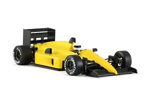 NSR 0119IL Formula 86/89 Yellow Test Car 1:32 analog slot car