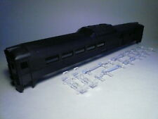 Athearn HO Budd Undecorated Motor Car Shell w/ windows 20758 NEW-FAST SHIPPING!!