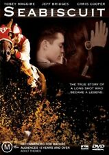 Seabiscuit NEW R4 DVD