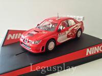 "Scx Scalextric Slot Ninco 50434 Subaru WRC'06 "" Mas Slot """