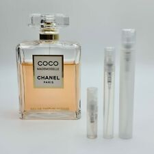 Coco Mademoiselle Intense by Chanel -EDP: 2ml - 5ml - 10ml Sample Spray Atomiser