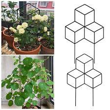 Garden Plant Supports Metal Plant Trellis for Indoor Outdoor Plants Climbing