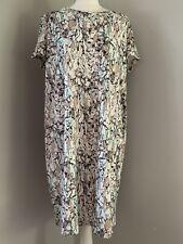 Cos Vestido Talla M Damas Para mujeres Mangas Cortas Escote Redondo