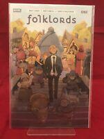 Folklords #1 2019 Boom Studios 1st Print Matt Kindt