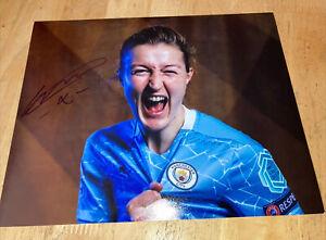 Ellen White Signed (Manchester City & England ladies)