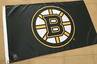 Boston Bruins 3x5 Ft Flag Banner Hockey New Grommets NHL