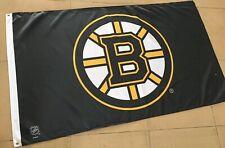 Boston Bruins 3x5 Ft Flag Banner Hockey New Grommets Nhl