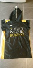 HBO BOXING THE HEART AND SOUL OF BOXING RARE SHIRT JERSEY HOODIE MEN'S SZ M
