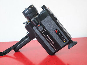 CANON 310XL super8 movie camera FAST f/1.0 lens TESTED & WORKING FREE SHIPPING !