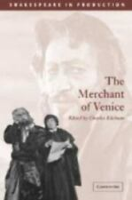 Shakespeare in Production: The Merchant of Venice by William Shakespeare...
