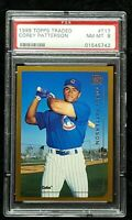 1999 Topps Traded #T17 Corey Patterson RC Rookie Chicago Cubs PSA 8 NM-MT