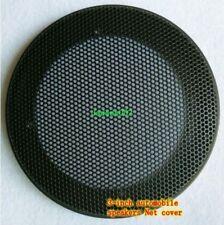 "2pcs 3""inch car speaker net cover Speaker grille audio modified mesh cover"
